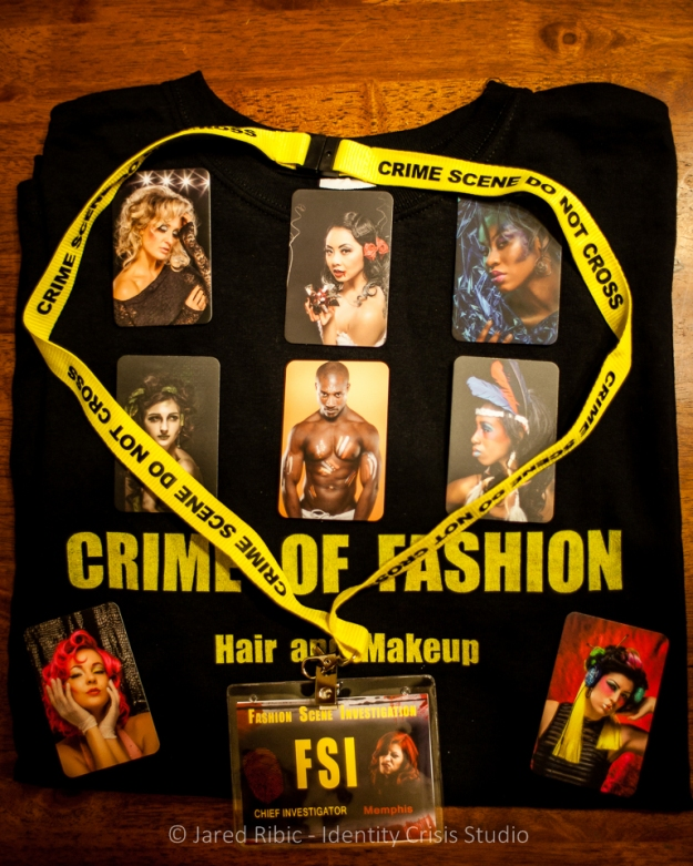 Crime of Fashion Hair and Makeup