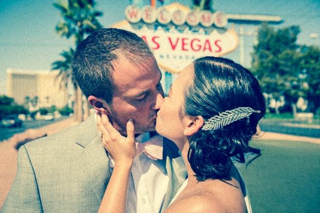 Kyle and Yen - Las Vegas